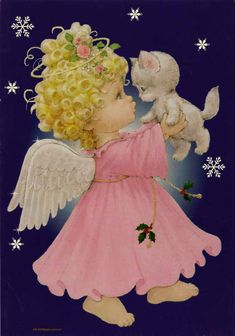 ❤️️Little Angels ~ Artist Ruth Morehead