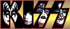 The best band ever Banda Kiss, Kiss World, Kiss Logo, Patrick Willis, Vintage Kiss, Kiss Pictures, Logo Face, Kiss Band, Hot Band