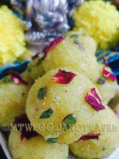 My Tryst With Food And Travel: PINEAPPLE LADDOO ( DAIRY FREE, GLUTEN FREE ) - HAP...