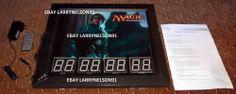 MTG JACE DIGITAL LED COUNTDOWN CLOCK TIMER ORIGINAL BOX REMOTE NEW MINT SEALED