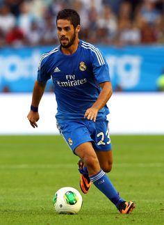 ~ Isco on Real Madrid ~