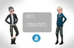 Cargo pants for boys at ChiisSims – Chocolatte Sims via Sims 4 Updates Sims 4 Children, Kids Boys, The Sims, Crop Tops For Kids, Sims 4 Blog, Sims4 Clothes, Sims 4 Mm Cc, Sims 4 Game, Sims 4 Clothing