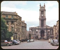 St Stephen's Stockbridge June 15, 1961 #saintstephensstockbridge #stockbridgeedinburgh #stockbridge #edinburgh #scotland