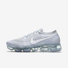 Nike Air VaporMax Flyknit Womens Running Shoe Palmilha, Corrida Feminina, Tênis Nike Para Corrida, Sapatos Nike, Calcanhar, Sapatos Para Mulheres, Feminino, Nike Outlet Tênis, Sapatilhas