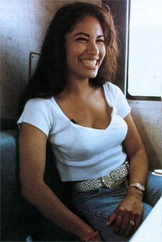 256f675884610c Selena Quintanilla Perez continues to be a icon and a role-model for  millions of latinas. Twenty one years after her passing
