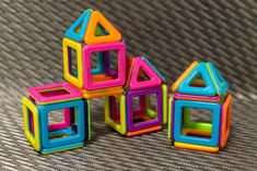 #NatPat #magneticbuildingblocks #toys #children #creative #building #magnetictoys #architecturaldesign #newtoys #birthdaygift #party #happykids #rainbowcolours Construction Toys For Boys, Magnetic Building Blocks, Magnetic Toys, Thing 1, Best Birthday Gifts, Happy Kids, New Toys, Rainbow Colors, More Fun