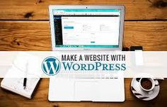 A step by step guide on how to create a Website and hosting site.
