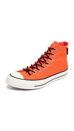 b4f27ef058edc9 CONVERSE CHUCK 70 GORETEX HIGH TOP SNEAKERS.  converse  shoes