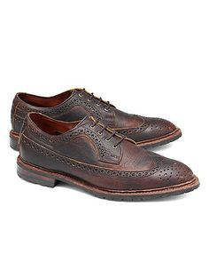 Allen Edmonds for Brooks Brothers Wingtip | Brooks Brothers