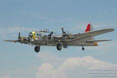 Boeing B-17G  Flying Fortress, N3509G, Miss Angela