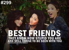 So true about bestfriends and familly!!! Love thats its got pretty little liars mixed with it lol