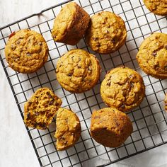 With their warm flavors and easy prep, these easy pumpkin recipes will quickly become your go-tos when you're craving pumpkin, spice and everything nice. Pumpkin Oatmeal Muffins, Banana Carrot Muffins, Mini Chocolate Chip Muffins, Pumpkin Waffles, Pumpkin Chocolate Chips, Mini Muffins, Pumpkin Breakfast, Pumpkin Scones, Banana Bread