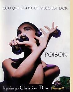 Poison Fragrance - Christian Dior