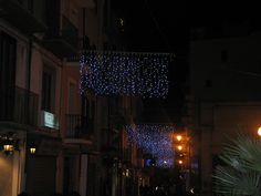"""Natale Blu"" Campobasso 09 Italy"