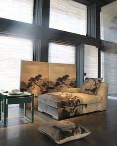 Milão Design Week 2016: um certo toque Oriental nos móveis da Armani Casa. Foto @pedroarielsantana