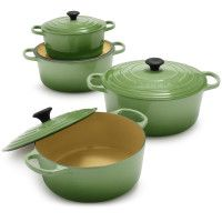 Home | Le Creuset Rosemary | Sur La Table   - I think I just found the color I've been looking for for my kitchen!