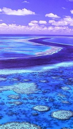 Great Barrier Reef ~ Australia
