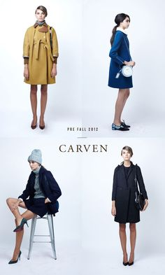 Carven is so amaze