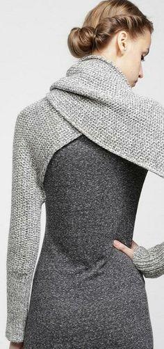 cross shoulder sleeved cardigan ♥✤ | KeepSmiling | BeStayClassy