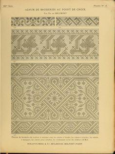 Album de broderies au point de croix Volume III - (37 of 84)