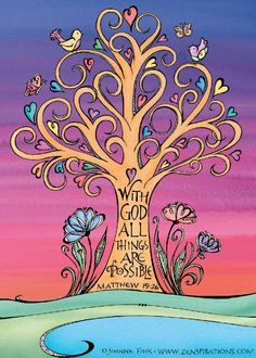 ideas tree of life bible god Scripture Art, Bible Art, Bible Scriptures, Bible Quotes, Scripture Doodle, Bible Prayers, Qoutes, Bibel Journal, Tree Of Life