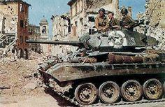 M24 Italy - M24軽戦車 - Wikipedia