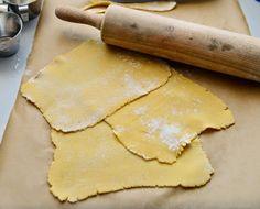 Madgudinden: Glutenfri pasta med eller uden æg