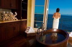 Ocean Suite  via Terranea Resort