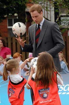 Kate Middleton and Prince William With Kids | POPSUGAR Celebrity