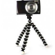 Mini fényképező állvány - fotós tripod flexibilis lábakkal - gumis talpakkal - remek fényképezős ajándék ötlet Minion, Minions