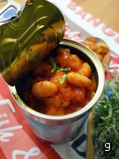 BioShock: Infinite – Finkton's Baked Beans  Ah, baked beans. The (apparent) staple of the student diet, and now also of the minority w...