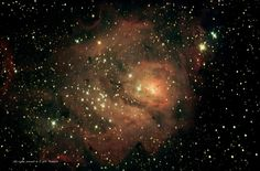 M 8 Yhe Lagoon Nebula