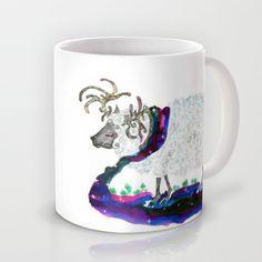 Warmth of the night Mug by bnwu - $15.00