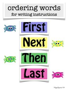 directions for writing a narrative essay