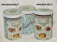 NOVITA' :Scatole realizzate con carta di riso serie 20 cod.5315 shop online: www.deco-chic.it