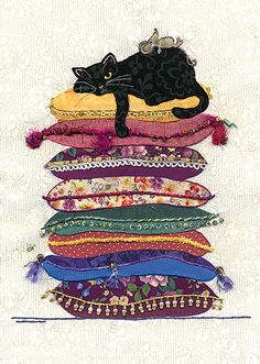 Jane Crowther — Cat Cushions (650x912)