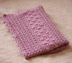 Ravelry: Bobble Baby Blanket pattern by Mon Petit Violon