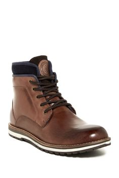 52c54ea49c Aldo - Colbey Lace-Up Leather Boot at Nordstrom Rack. Free Shipping on  orders