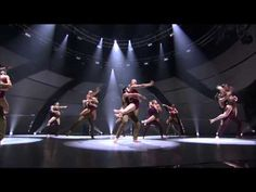 Top 16 Group Routine Great staging and storytelling.