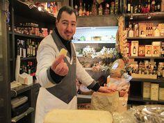 Met een lege maag naar: Florence | La Cucina Italiana