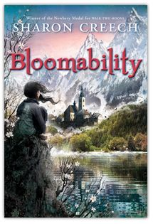 Bloomability by Sharon Creech all i can say to this book is wow. Sharon Creech, Newbery Medal, Realistic Fiction, New Friendship, Thing 1, Free Books Online, International School, Book Recommendations, Audio Books