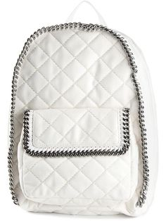 149aa362e1 Shop Stella McCartney  Falabella  backpack in Cumini from the world s best  independent boutiques at