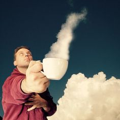 Artist Plays With Clouds In His Imaginative Photos | Bored Panda