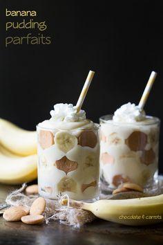 Banana Pudding Parfaits and #PeelTheLove2014 tour!   chocolateandcarrots.com #sponsored