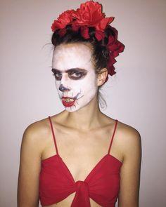 Mø halloween, Frida Kahlo