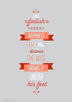 the foolish and the wise life quotes quotes happiness