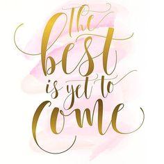 Yes Baby   #solocosebelle #gold #quote #citazioni #oro #rosa #ig_modena #igersmodena #igersitalia #mammeblogger #dearfrancesca #mompower #cosedamamma