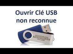 Comment réparer une clé USB endommagée en quelques minutes - YouTube