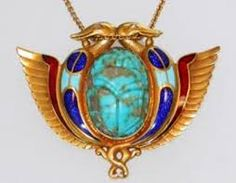 Image result for Ancient egyptian jewels