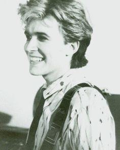 David Sylvian. Gorgeous smile.